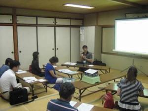 市民活動講座の写真