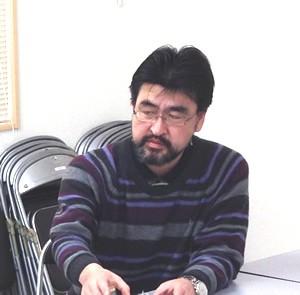 講師の鈴木孝幸さん